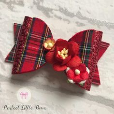 Beautiful Hairbows Handmade Hair Accessories Clothing, Shoes & Accessories