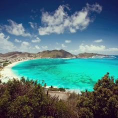 Philipsburg, St Maarten. You can stay cloe to home and still get this amazing view. Cnugent@cruiseplanners.com