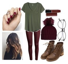 """""""casual"""" by ixxy13 on Polyvore featuring Gap"""