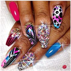 NOW BOOKING As always, thank you all for your continued support.!  Appointments available starting Tuesday of next week... Contact my assistant Erica for more information or book online using style seat.  Information in my bio #nailsbylakita #crimenails #nails #nailart #nailartist #atlmua #atlstylist #atlantanails #atlnails #nailtechnician #nailtech #swarovski #swarovskicrystals #bookme #booknow #nowbooking #bossnails