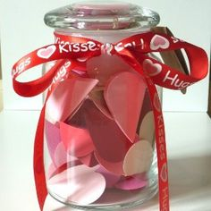 6. Love in a Jar - 7 DIY Valentine's Day Gifts for Your Man ... | All Women Stalk