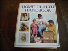 Home Health Handbook by Genell J. Subak-Sharpe (1989) 3 Ring Binder ~~ for sale at Wenzel Thrifty Nickel eCRATER store