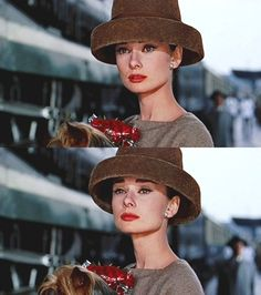 Audrey Hepburn - Funny Face-if you haven't seen it, go get it this instant.