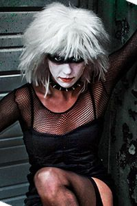 My Pris cosplay has been featured on DailyCosplay.com! #BladeRunner #scifi #cosplay