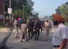 Gurdaspur, Gurdaspur terror attack, Dinapur police station, Terror attacks on India, Terror attack punjab, terrorist situation in India, India on high alert, Bomb found in Pune, Mumbai, Gujarat, IB alerts