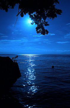 Samal Island Silhouettes