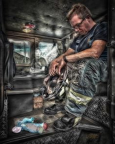 Emergency Response Portraits - dansunphotos
