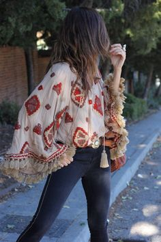 7 of the Best Boho Hipster Outfits to Up Your Glam of Style Hipster Outfits, Boho Outfits, Trendy Outfits, Fashion Outfits, Fashion Ideas, Fashion Guide, Stylish Dresses, Boho Gypsy, Gypsy Style