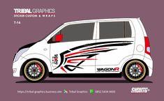 Sticker Mobil Sorong, Suzuki Karimun Sticker Design.  TRIBAL GRAPHICS jln. Trikora,Transad,Aimas Kab.Sorong Papua Barat Call/SMS/WA (0852-5434-4693)  #TribalGraphics #CuttingSticker #3DCuttingSticker #Decals #Vinyls  #Stripping #StickerMobil #StickerMotor #StickerTruck #Wraps  #AcrilycSign #NeonBoxAcrilyc #ModifikasiMobil #ModifikasiMotor #StickerModifikasi  #Transad #Aimas #KabSorong #PapuaBarat Sticker Design, Van, Vehicles, Car, Vans, Vehicle, Vans Outfit, Tools