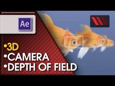 Adobe After Effects CS6 - 3D Camera Depth of Field (Tutorial by VOXLAB) - YouTube