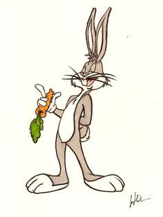 Bugs Bunny!