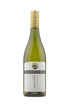 2013 Talbingo Hill Chardonnay-Semillon. This Chardonnay Blend is Down Right Delicious.
