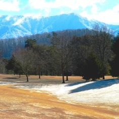 The Smoky Mountains are just beautiful in winter. But hey, they are beautiful in every season! ;)