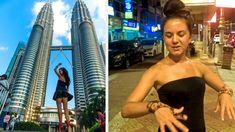 MI-AM FACUT TATUAJ dupa ce am vazut PETRONAS TOWERS (Kuala Lumpur) Petronas Towers, Kuala Lumpur, India, Women, Fashion, Tattoo, Moda, Goa India, Fashion Styles