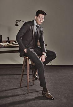 Kim Woo Bin for SIEG F/W 2015                              …