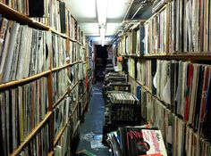Breathtaking Record Stores You Have To Shop At Before You Die | The Thing in Brooklyn, New York