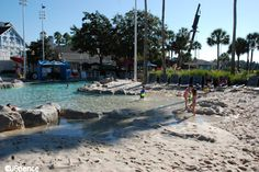 Stormalong Bay, Disney's Yacht and Beach Club