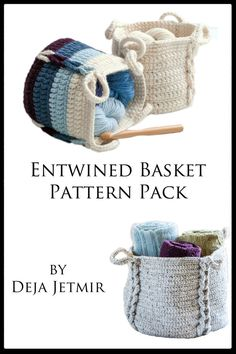 ***.pdf #CROCHET PATTERN ONLY***  This does not include the finished product. You are paying for a pattern to make the baskets.   Instant download link provided after paymen... #crochet #basket #braided #looped #storage #container #yarn #charity #woven ➡️ http://jto.li/y2CKE