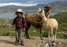 Little boy near Lake Titicaca, Peru.  (sarsabf5/myBudgetTravel)