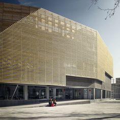 Sports Facility,© José Hevia