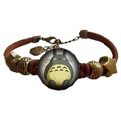 Best price on R-timer Fashion Japanese Anime Totoro Chain Bracelets for Boys and Girls (Style 3) //   See details here: http://babyapparelplus.com/product/r-timer-fashion-japanese-anime-totoro-chain-bracelets-for-boys-and-girls-style-3/ //  Truly a bargain for the inexpensive R-timer Fashion Japanese Anime Totoro Chain Bracelets for Boys and Girls (Style 3) //  Check out at this low cost item, read buyers' comments on R-timer Fashion Japanese Anime Totoro Chain Bracelets for Boys and Girls…