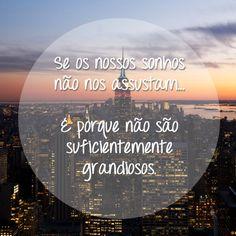 #yonos_inspiração • Bom fim de semana... Com sonhos grandiosos :)