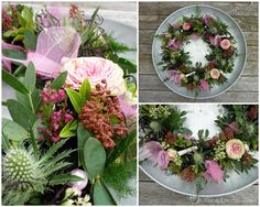 Beautiful wreath for many occasions.