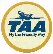 Advertising Signs, Vintage Advertisements, Vintage Ads, Vintage Airline, Sweet Memories, Childhood Memories, Australian Vintage, Airline Logo, Old Signs