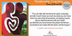 "Relationship Coaching: Heart Connections Photo: by Nancy Reagan flickr.com; ""Heart Art in Puyallup, Washington: Heart Connection (by Alisa Looney)"""