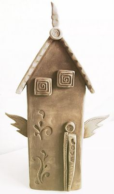 ceramic house - This is so wonderful...