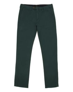 Classic fit chino - Dark Green | Trousers | Ted Baker UK