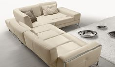 Laguna Sectional Sofa by Gamma Arredamenti