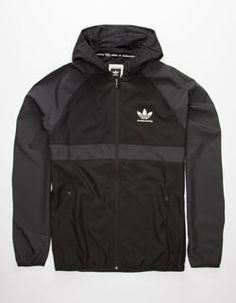 ADIDAS ADV Mens Windbreaker
