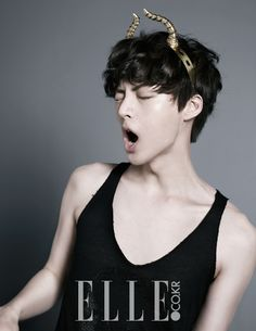 2014.01, Elle, Ahn Jae Hyun