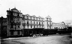 Хотел Де Парис монако историја