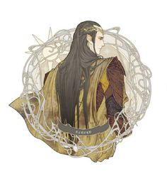 Thranduil x Elrond Hobbit Art, The Hobbit, Thranduil, Legolas, Lotr Elves, Elvish, Jrr Tolkien, Amazing Drawings, The Elf