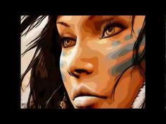 ▶ Native american shamanic music mix to meditate and relax - by Morpheus - YouTube