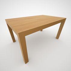 Hiatas plywood table
