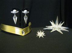 Sailor Saturn cosplay accessory KIT