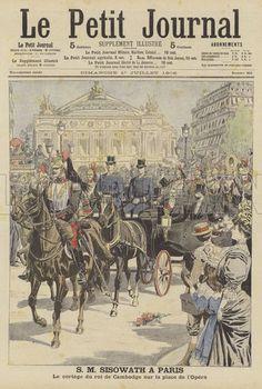 1000 images about opera garnier on pinterest opera opera house and de paris - Petit journal lattes ...