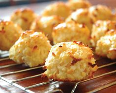 Passover macaroons #passover #recipe For more recipes check out our cookbooks at our Jewish bookstore at Rodals.com now!