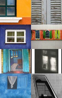 Windows by Twiggy Studio on Etsy--Pinned with TreasuryPin.com
