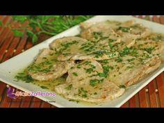 Scaloppine al prezzemolo, la ricetta di GialloZafferano