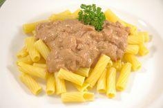 Veganes Cashew-Ricotta...heute aus meinem Kochordner :-)....Yammi... http://www.umgekocht.de/2015/06/glutenfreie-penne-mit-cashew-ricotta-sauce/