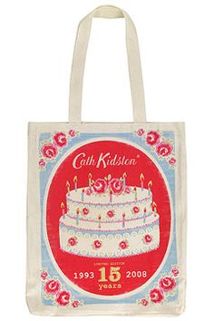 Cath Kidston 's 15th birthday party bag