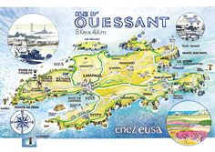ouessant island