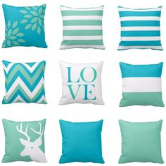 Cyber Monday Couch Pillow Covers Sofa Pillows Decorative Pillow Covers... ($20) ❤ liked on Polyvore featuring home, home decor, throw pillows, decorative pillows, home & living, home décor, light blue, textured throw pillows, outdoor home decor and light blue throw pillows