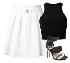 """""""Angel"""" by fanny483 ❤ liked on Polyvore featuring Kenzo, T By Alexander Wang and River Island"""