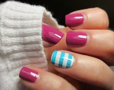 Bellos modelos de uñas para despertar tu creatividad y arreglar tus uñas como una profesional.