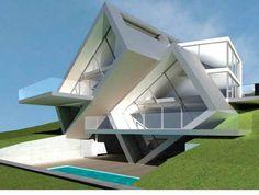 So soll das Wohnhaus aussehen, für das... am Montag in Bad Bellingen vorliegt.     Foto: Repro: Fairing AG